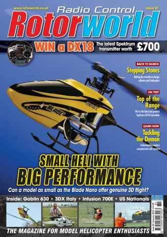 Radio Control Rotor World issue 81
