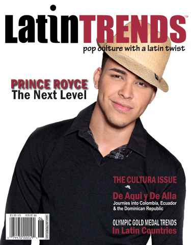 Latin Trends issue Issue 90