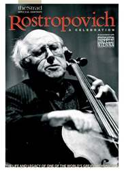 The Strad issue Rostropovich supplement