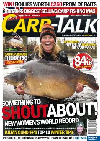 Carp-Talk issue 946