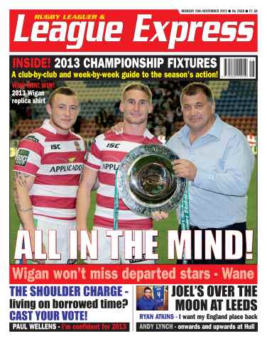League Express issue 2838