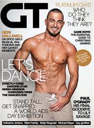 Gay Times issue January 13