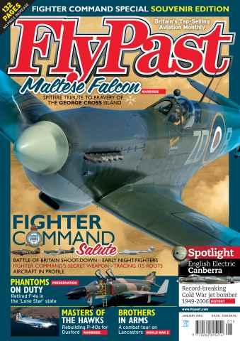 FlyPast issue January 2013