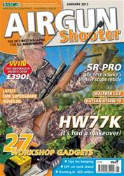 Airgun Shooter issue January 2013