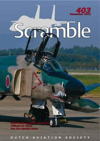 Scramble Magazine issue 403 - December 2012