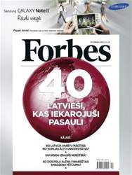 Forbes #31 12'12 issue Forbes #31 12'12