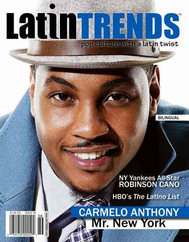 Latin Trends issue Issue 92