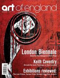 Art of England issue 98 - January 2013