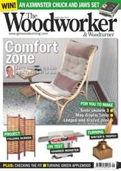 The Woodworker Magazine issue September 2012