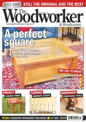 The Woodworker Magazine issue Summer 2012