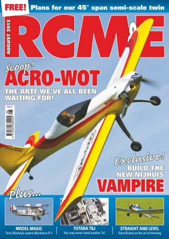 RCM&E issue August 2012