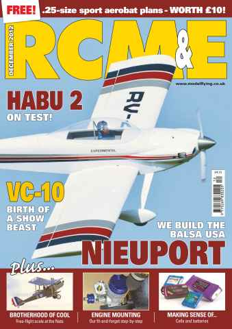 RCM&E issue December 2012