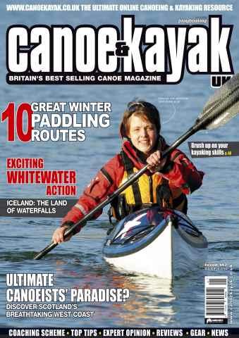 Canoe & Kayak UK issue 10 Whitewater Paddling Routes