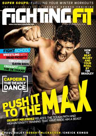 Fighting Fit issue January 2013