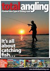 Total Angling issue December 2012