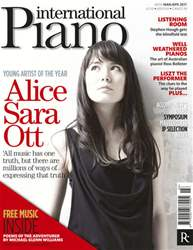 International Piano issue Mar-Apr 2011