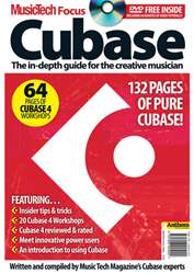 MusicTech  Focus: Cubase issue Music Tech Focus Cubase 4