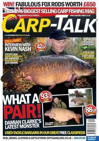Carp-Talk issue 947