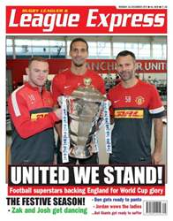 League Express issue 2839