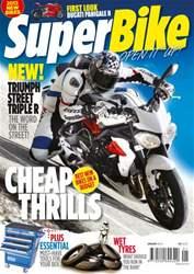 Superbike Magazine issue January 2013