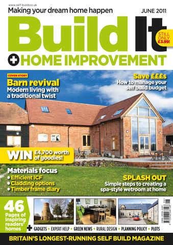 Build It issue June 2011