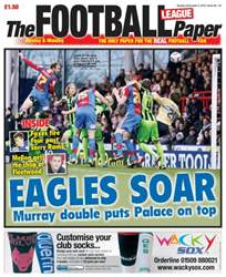 The Football League Paper issue 2nd December 2012
