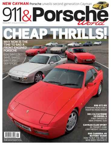 911 & Porsche World issue 911 & Porsche World issue 226