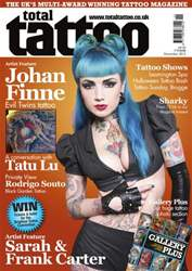 Total Tattoo issue January 2013 (No. 99)