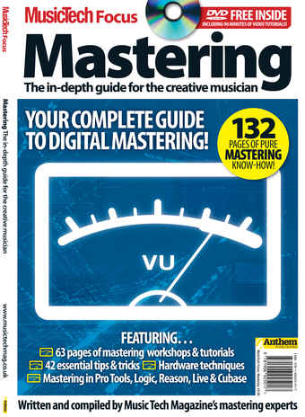 MusicTech Focus : Mastering V1 issue Music Tech Focus Mastering v1