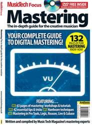 MusicTech Focus : Mastering V1 issue Music Tech Focus Mastering v1