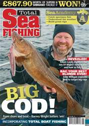 Total Sea Fishing issue Januray 2013