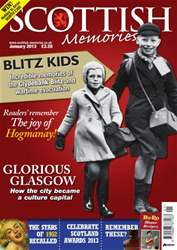 Scottish Memories issue January 2013
