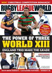 Rugby League World issue 381