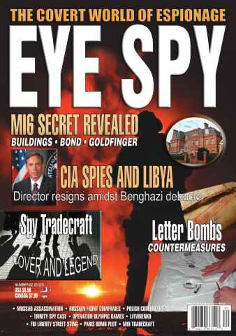 Eye Spy issue Issue 82