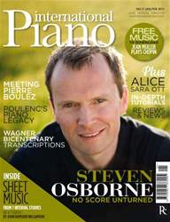 International Piano issue January-February 2013