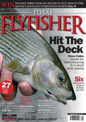 Total FlyFisher issue January 2013