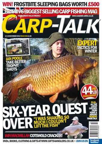 Carp-Talk issue 948