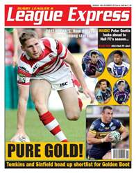 League Express issue 2840