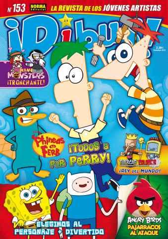 Revista ¡DIBUS! issue Revista ¡DIBUS. 153