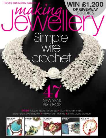 Making Jewellery issue January 2013