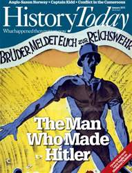 History Today issue January 2013