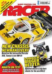 Radio Control Car Racer issue February 2013