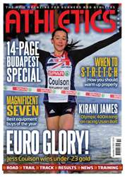 Athletics Weekly issue AW December 13 2012