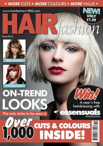 Hair Fashion issue Issue 2