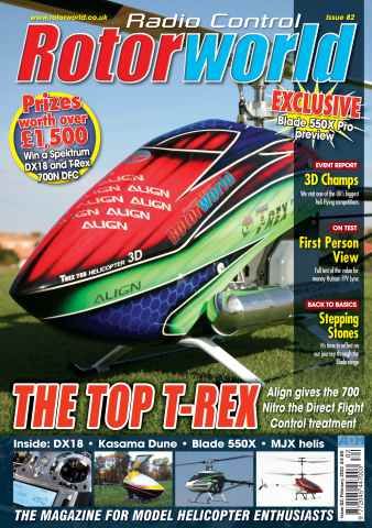 Radio Control Rotor World issue 82