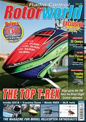 Radio Control Rotor World issue 82