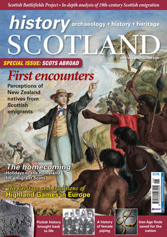 History Scotland issue May June 2011