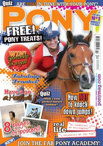 Pony Magazine issue February 2013