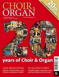 Choir & Organ issue Jan-Feb 2013