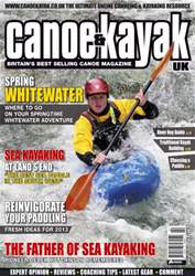 Canoe & Kayak UK issue Whitewater Adventure